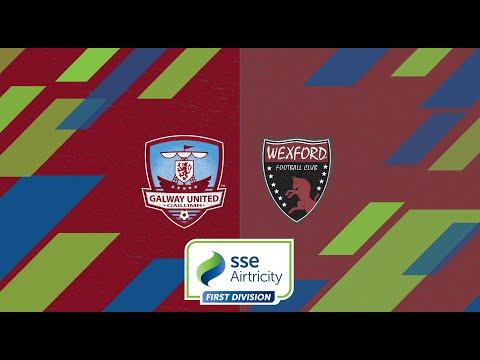 First Division GW26: Galway United 2-1 Wexford
