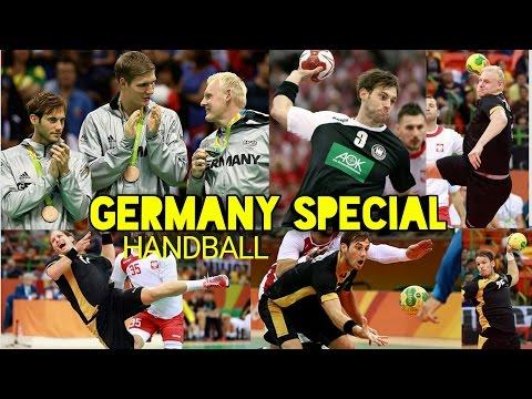 Germany Handball 2016 Best Goals