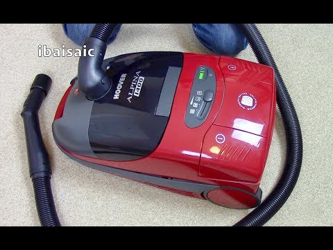 Hoover Alpina SC211 Vacuum Cleaner Unboxing & First Look