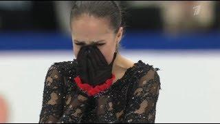 Чемпионка Мира 2019 - Алина Загитова. Произвольная решающая программа. (22.03.2019)