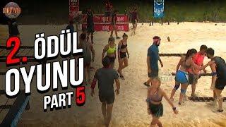 2. Ödül Oyunu 5. Part   23. Bölüm   Survivor Türkiye - Yunanistan