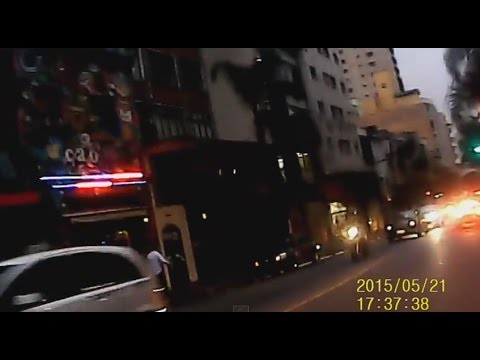 Perdido no centro? kkkk Role noturno na rua Augusta