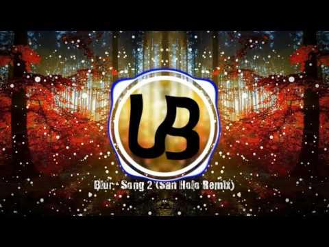 Blur - Song 2 (San Holo Remix) (BASS BOOSTED)