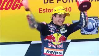 A Moto GP está de volta a Portugal