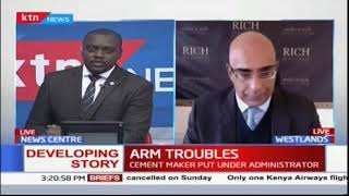 ALY-KHAN SATCHU: Struggling Athi River Mining placed under Solvency Act | Business Today
