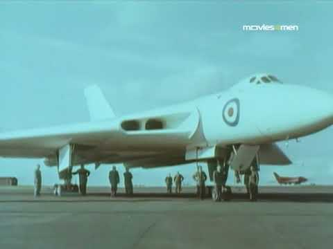 The Avro Vulcan (2006) - Technology Documentary - hosted by John Standing