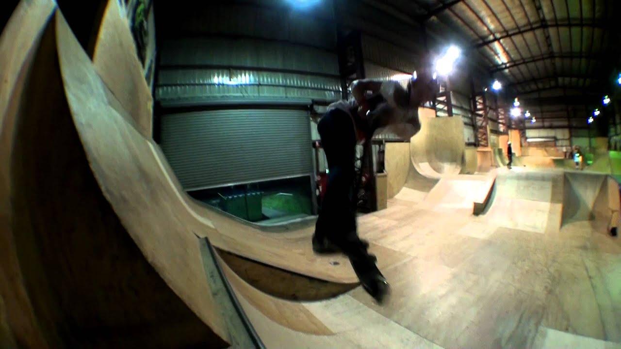 Rampfest clips ft. David Olsen.