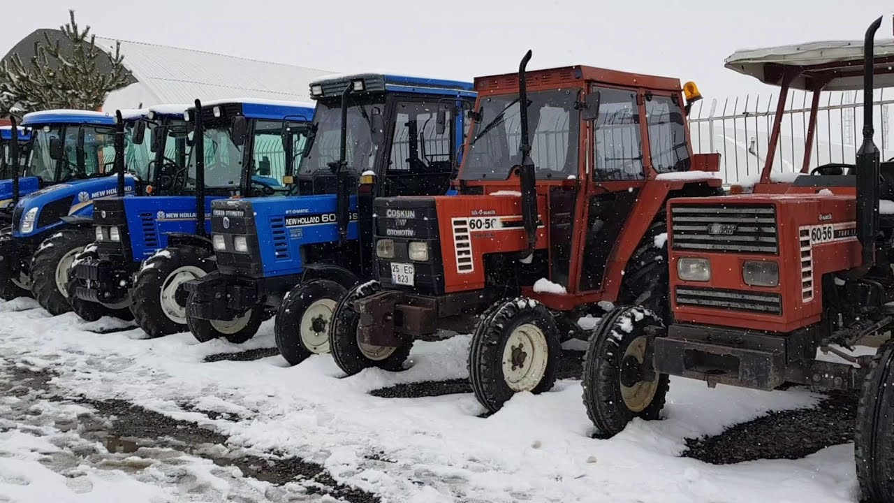 ikinci el traktor ve ekipman fiyatlari