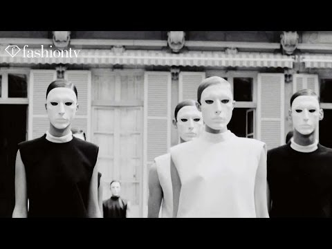 Rad Hourani Unisex Couture Collection Fall/Winter 2013-14 | FashionTV