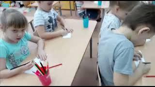 НООД по обучению грамоте в подготовительной группе на тему:  «Звук-слог-слово»