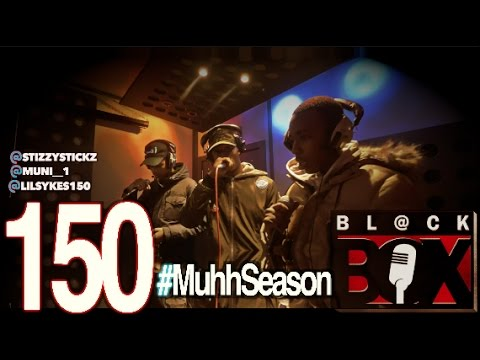150 #MuhhSeason | BL@CKBOX [Cypher] (4k)