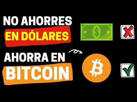 AHORRA EN BITCOIN - 3 Razones Para Ahorrar E Invertir En Bitcoin El Dinero Del Futuro