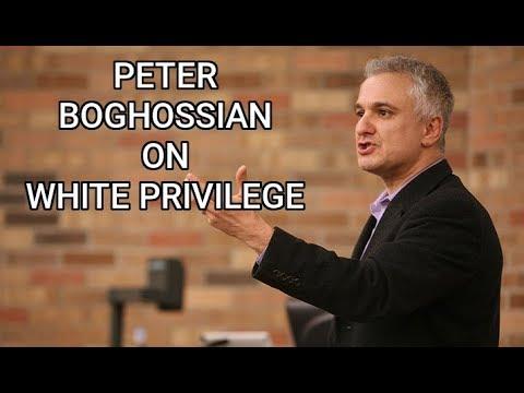 Peter Boghossian: Does White Priviliege Exist? (Pt 3)