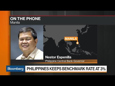 BSP's Espenilla on Interest Rates, Peso, Credit Growth