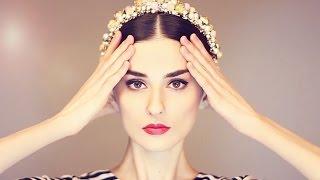 Макияж: роскошь и простота (вдохновленный Dolce&Gabbana 2015)