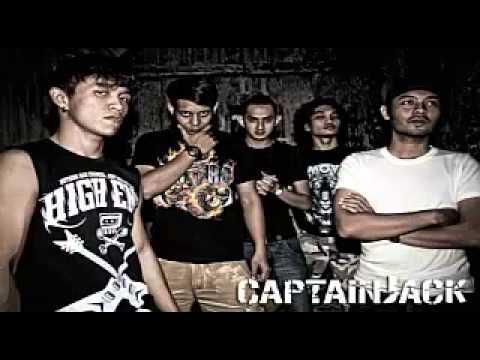 CAPTAIN JACK - HATI HITAMKU