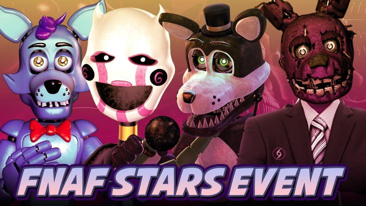 GRAN EVENTO DE FNAF | FNAF Stars Event | Five Nights at Freddy´s