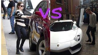 Emma Watson cars vs Tom felton cars (2018)
