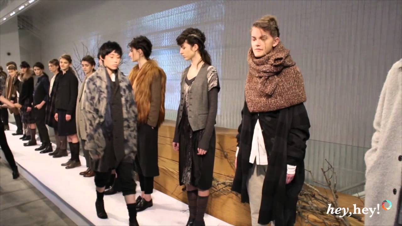 Pas de calais new york fashion week fw 2014 youtube - Tables decennales pas de calais ...