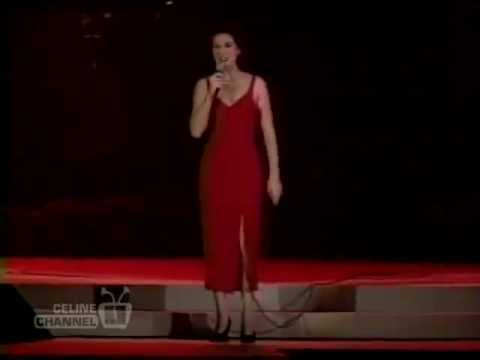 Celine Dion - The Colour Of My Love (Live on David Foster Special 1994)
