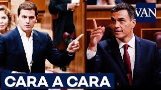 RIVERA a SÁNCHEZ, CARA A CARA |