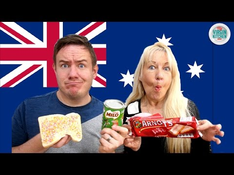 TASTING AUSTRALIAN TREATS 2