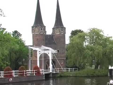 Guided tour Delft