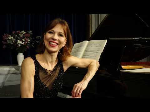 Katrine Gislinge om det store Blüthner koncertflygel i Helsingør