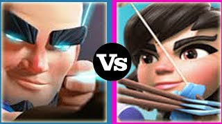 What is the best, Archer magical or princess in Clash Royale? | Bronn