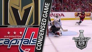Vegas Golden Knights vs Washington Capitals Cup Final, Gm4 Jun 4, 2018 HIGHLIGHTS HD