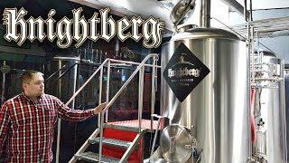 Первая крафтовая пивоварня в России. Knightberg