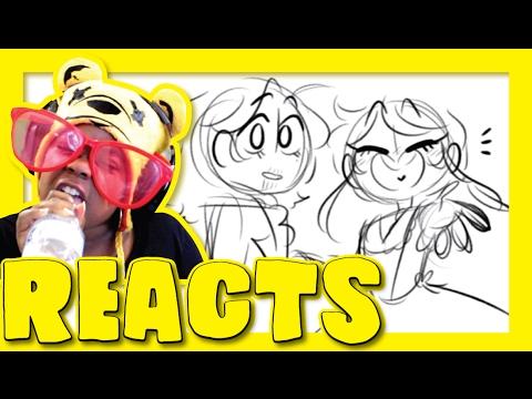Happy Valentine's Day | Take A Break | Hamilton Animatic | Galactibun Reaction | AyChristene Reacts