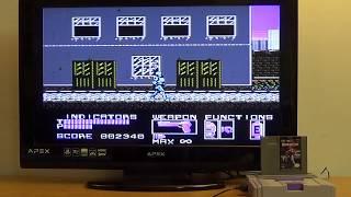 Robocop (NES gameplay) 11/30/18