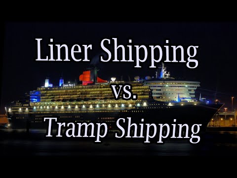 Liner vs. Tramp Shipping | Explained Simply