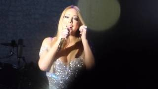Mariah Carey (feat. Whitney Houston) - When You Believe LIVE - TSSFT Milan 4/16/16