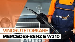 Reparationsguider om Mercedes W211 för entusiaster