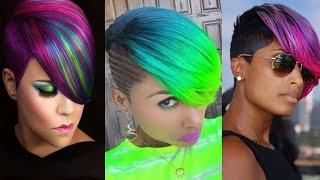 SOME OF THE BEST TRENDING SHORT HAIRSTYLES