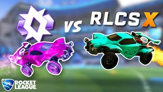 Rocket League CHAMPS vs PROS (but the pros have to get more and more drunk each game)