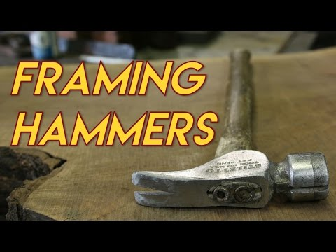 The Framing Hammer Hall of Fame