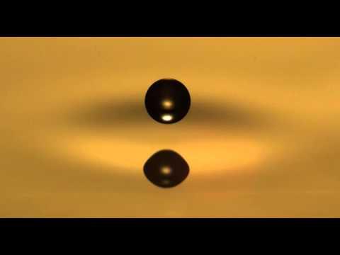 Watch This Droplet 'Walk' On Liquid [Video]