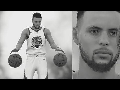 NBA 2K18 My Career - Warriors 1st Matchup...