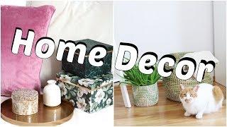 Home Decor/ Odświeżenie wnętrza na wiosnę