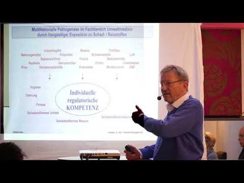 0 - Dr. med. Frank Bartram: Neue Erkenntnisse und Entwicklungen in der Umweltmedizin