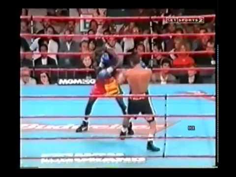 Roberto Garcia vs Ben Tackie  (Full Fight)