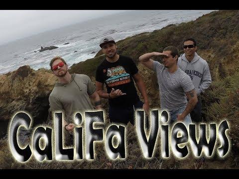Road Trip California - San Fancisco to Big Sur CA