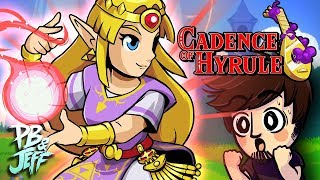 Cadence of Hyrule   A Rhythm Game + Zelda Adventure? (Part 1)