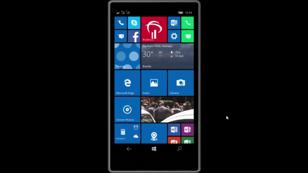 ba8de7c255c Como baixar e instalar o Whatsapp no Windows Phone - YouTube