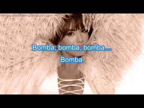 Lali - Bomba [Karaoke]
