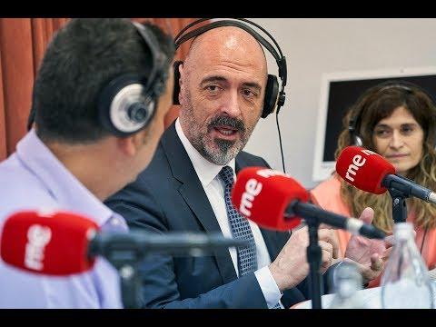Entrevista Joaquín Goyache. Cursos De Verano Del Escorial UCM 2019