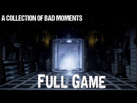 A Collection of Bad Moments Full Game u0026 ENDING + Secrets Walkthrough Gameplay (No Commentary)